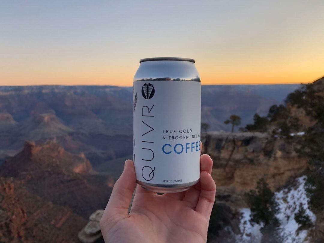 Nitrogen Brewed Coffee