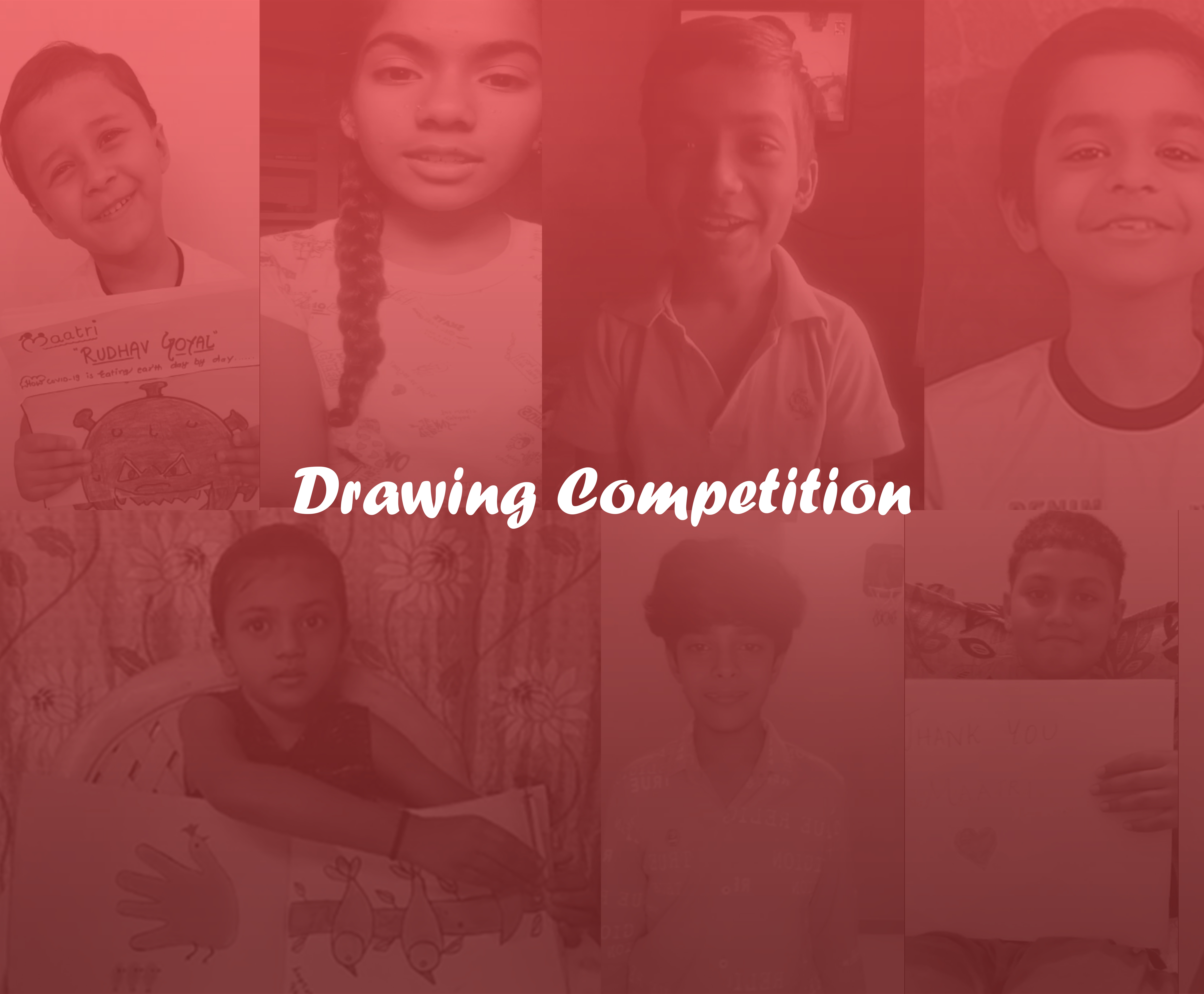 Maatri's Annual Children's Drawing Competition