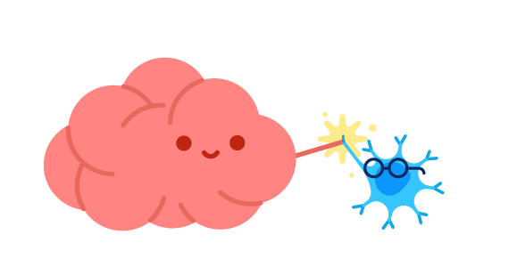 TP and Neuron High Fiving
