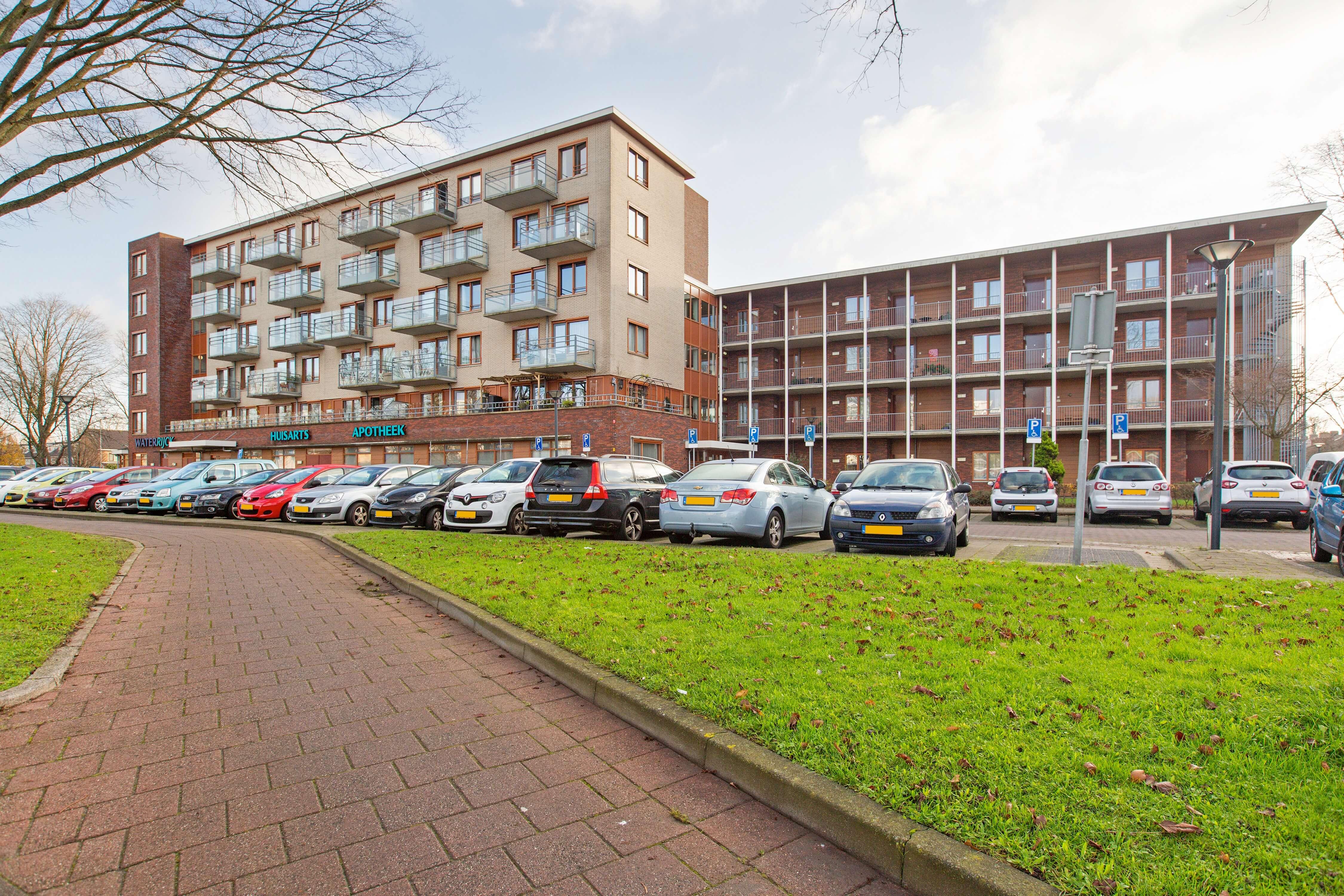 Te koop appartement Heemskerk Lessestraat Heemskerk - Huisinzicht