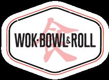 Wok Bok & Roll Streetside Market Logo
