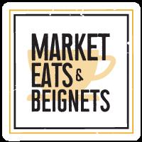 Market Eats & Beignets Streetside Market Logo