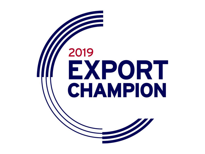 Department of International Trade Export Champion 2019/20