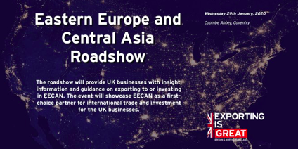 Eastern Europe & Central Asia Roadshow