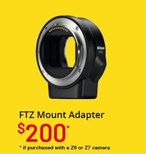 FTZ Mount Adaptor
