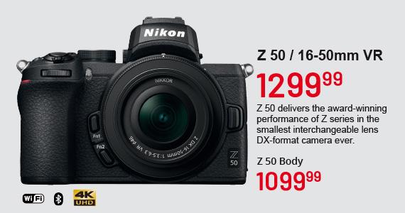 Z50 16-50mm VR