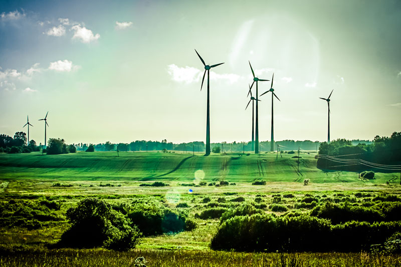 Wind Generators, Ecology, green energy, what does it mean to be clean?