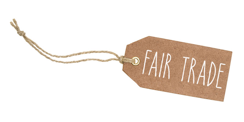 what does it mean when a product or company says it's fairtrade?