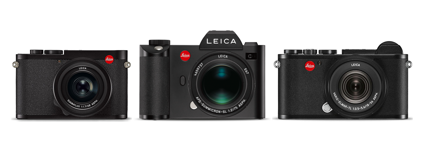 New Firmware for Leica Q2, SL (Typ 601) and CL