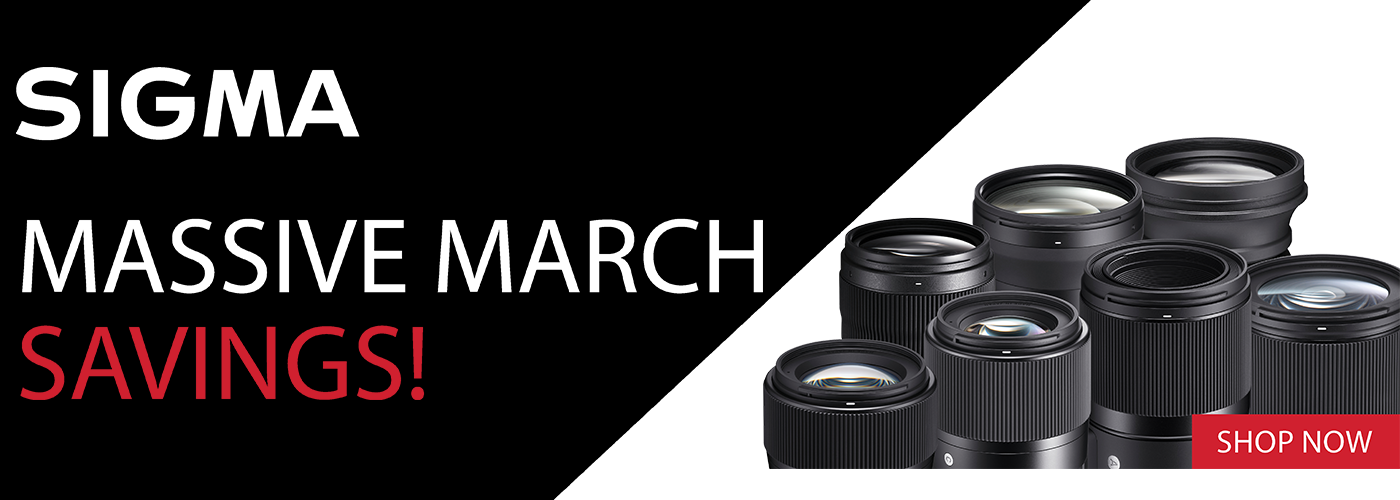 Sigma Massive March Savings