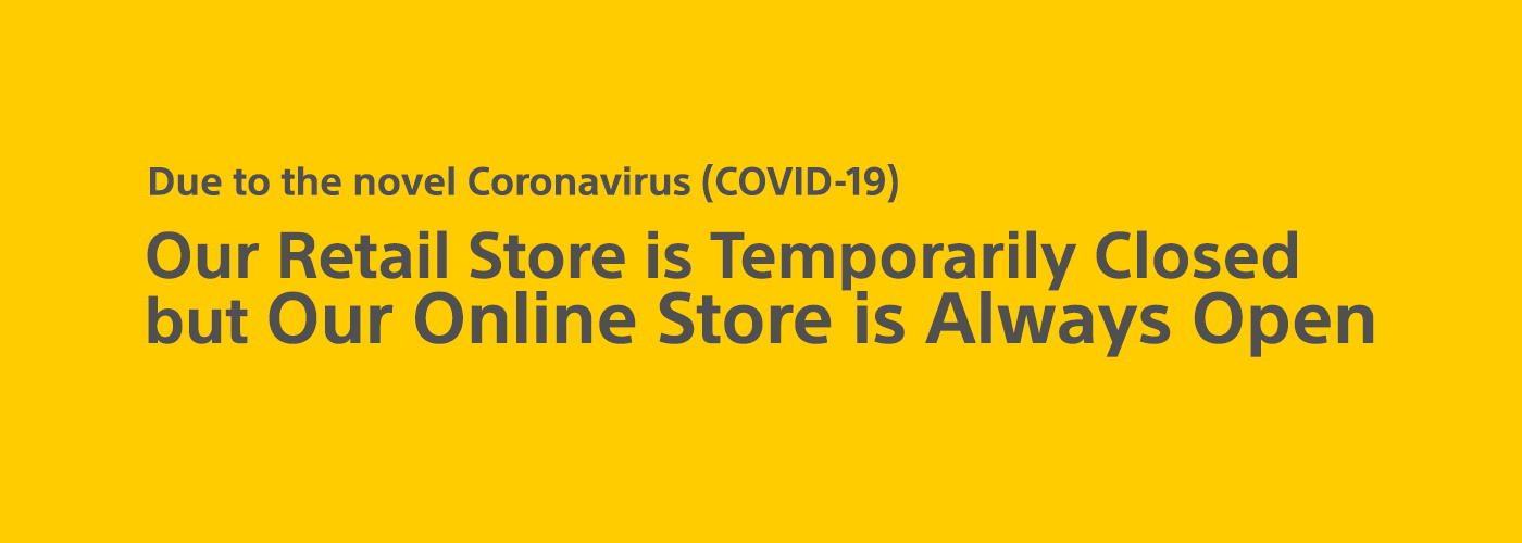 COVID 19 Store Announcement