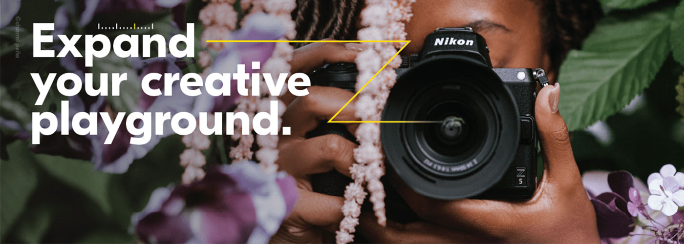 Nikon Z 5 Interchangeable Lens Mirrorless Camera
