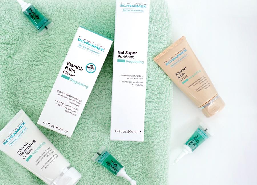 Problemlöser für unreine Haut