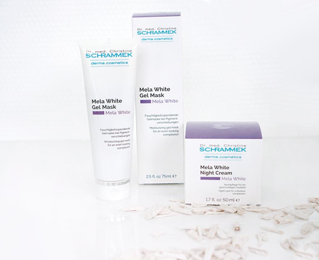 Dermatologische Hautpflege für eine gleichmäßige Pigmentierung