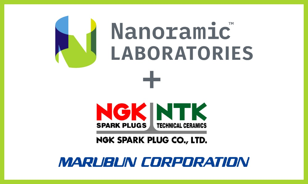 Boston-based Nanoramic Laboratories Closes $5 Million Investment