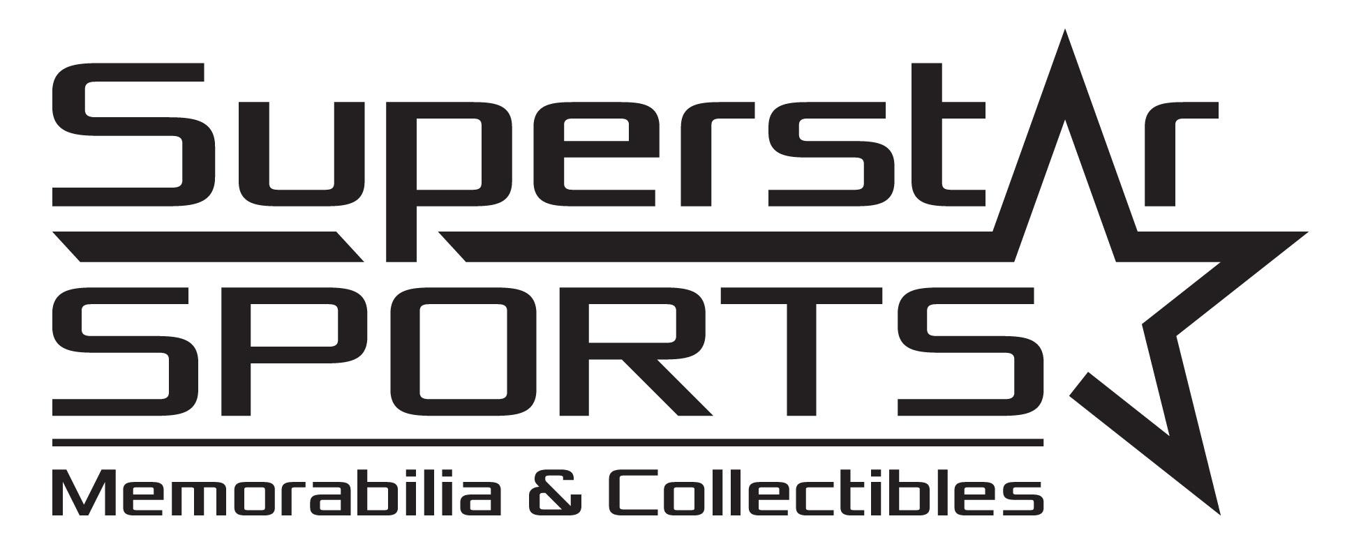Superstar Sports Memorabilla & Collectibles