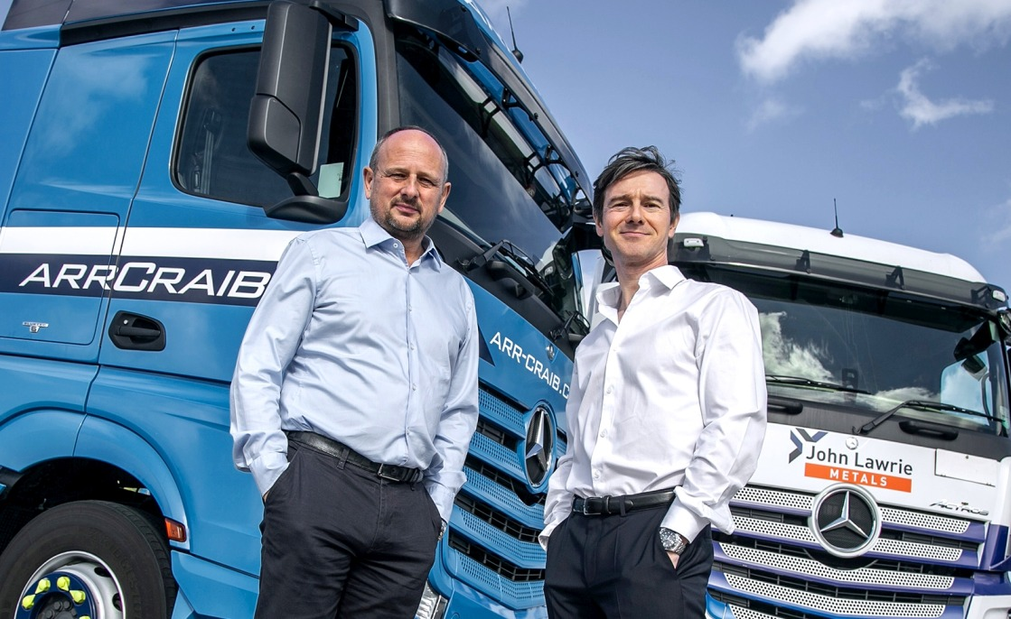Leading Aberdeen Firms Extend Transport Partnership
