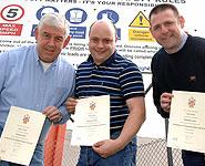 IOSH health and safety accreditation