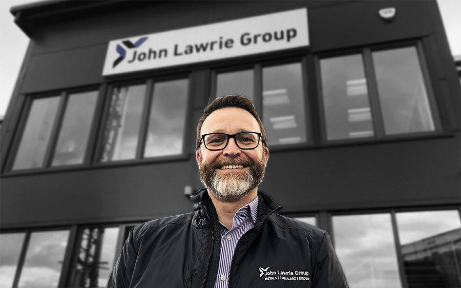 Strategic Appointment Sees John Lawrie Group Strengthen Decommissioning Capability