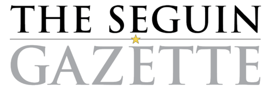 The Seguin Gazette logo.