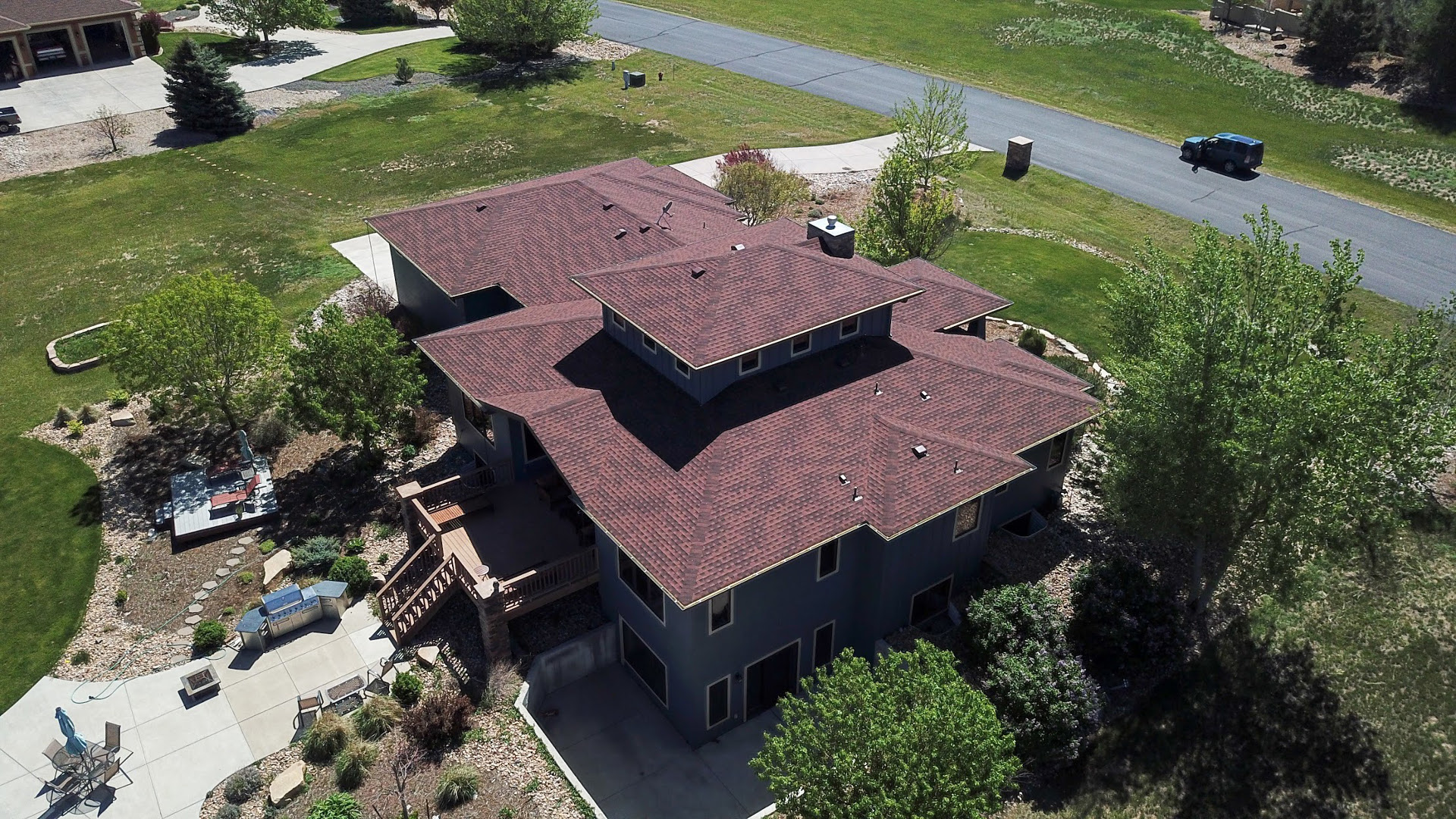 Residential Roofing Services Fort Collins