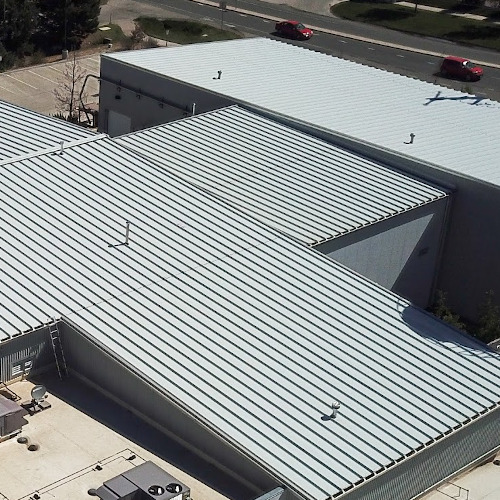 Sheet Metal Roofing Systems