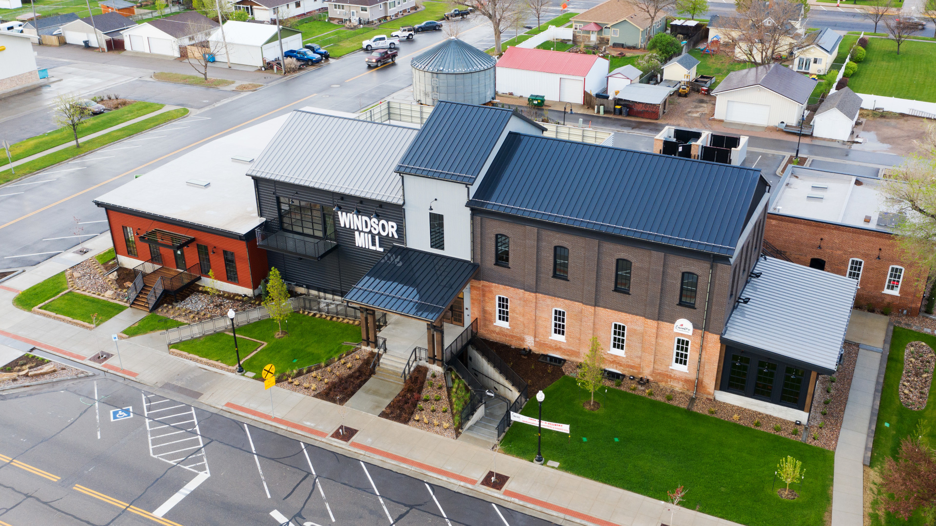 Flat Roofing and Metal Roofing