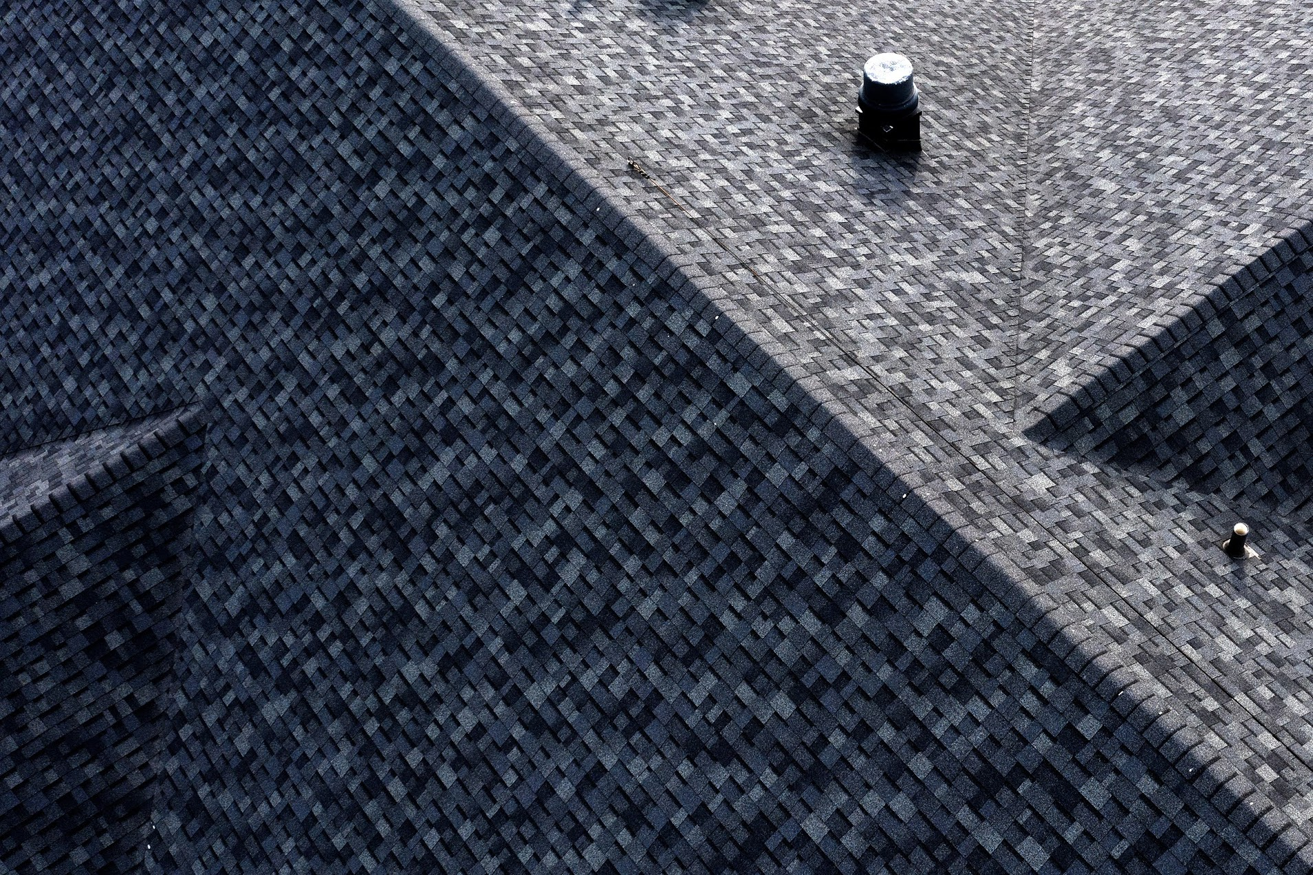 Commercial Re-roofing Using Class IV Shingles