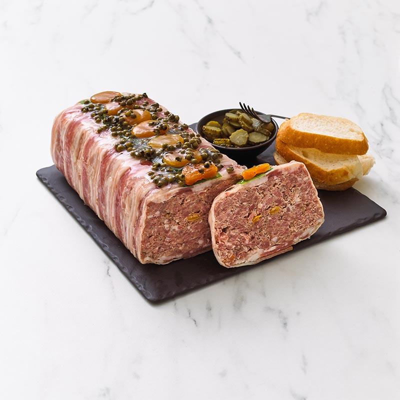 Pork and Veal Terrine