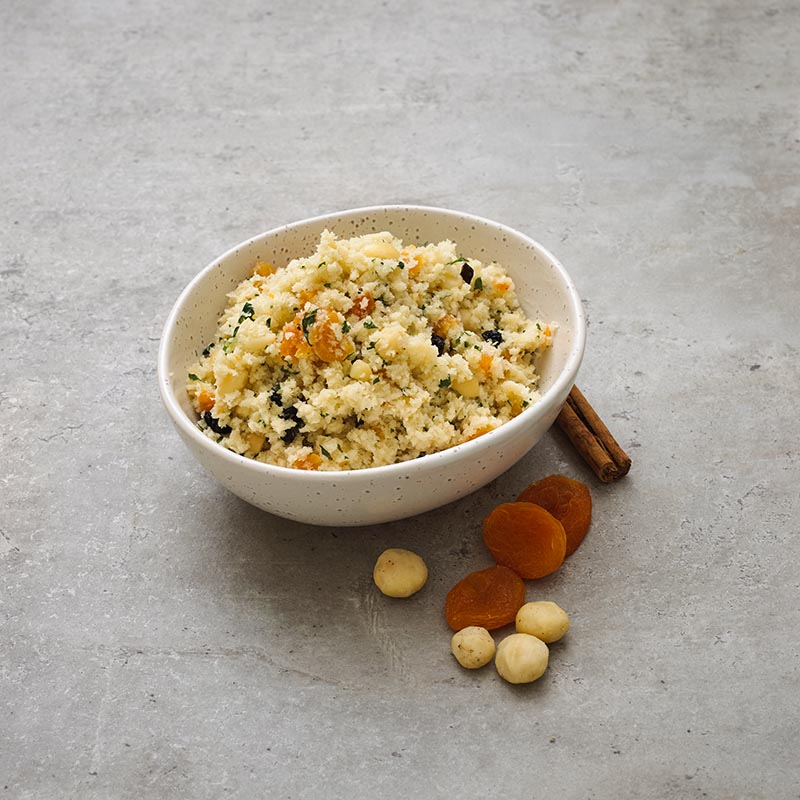 Apricot and Golden Macadamia Nut Stuffing