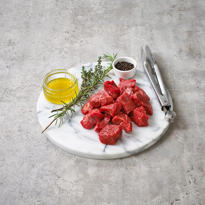 Grass Fed Beef Chuck Diced
