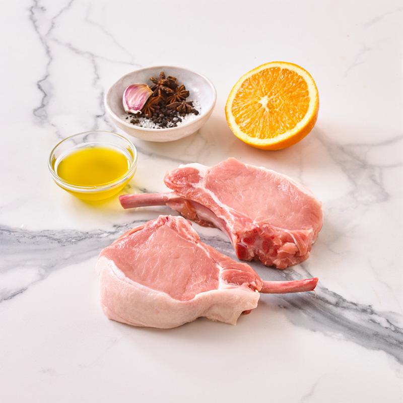 Free Range Pork Cutlet