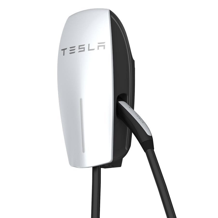 Tesla-ladestasjon