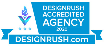 Design Rush accredited agency 2020