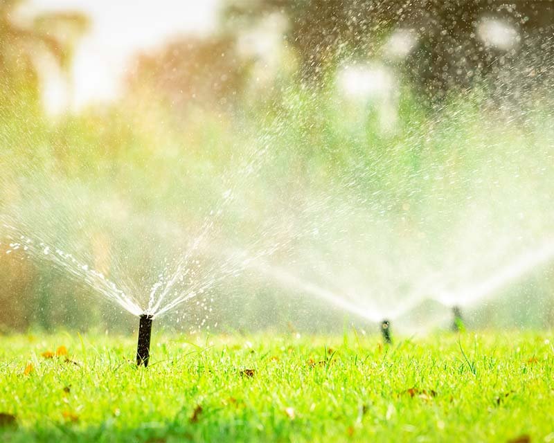 Sprinkler service in and around Westchester County