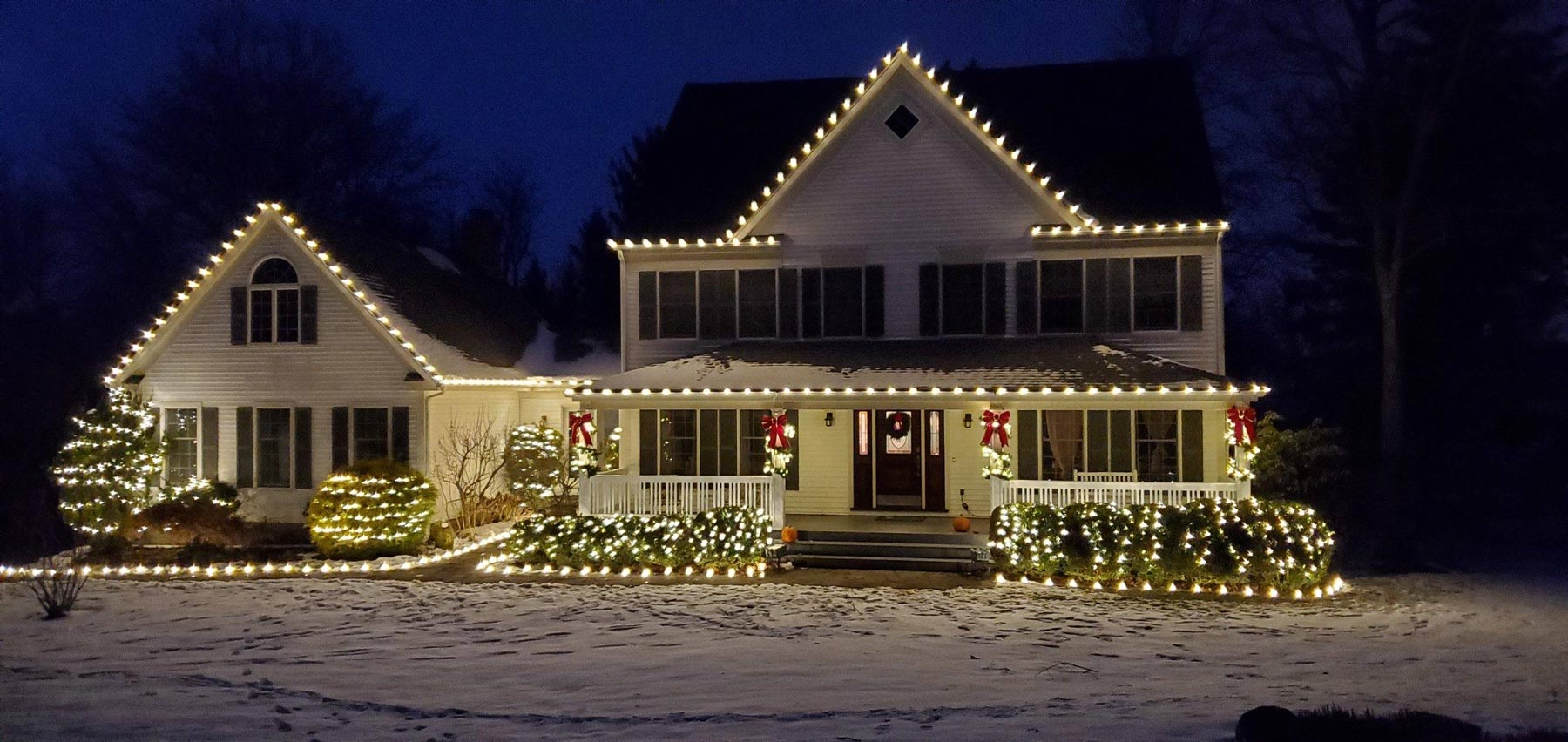 Christmas decorators in Westchester County, NY