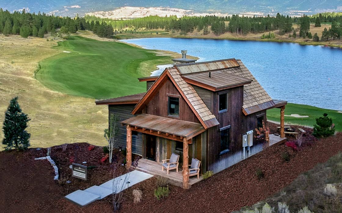 Wilderness Club cabin
