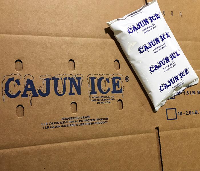 Cajun Ice® Gel Ice