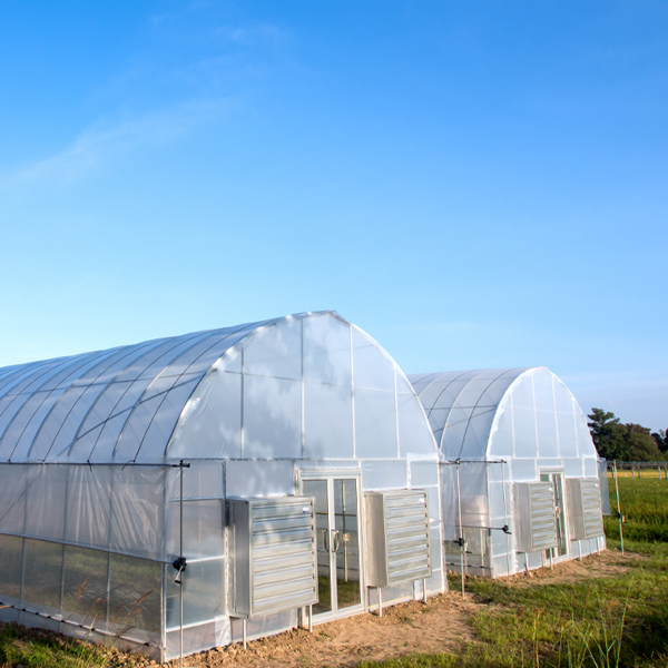 Woven Greenhouse Covers