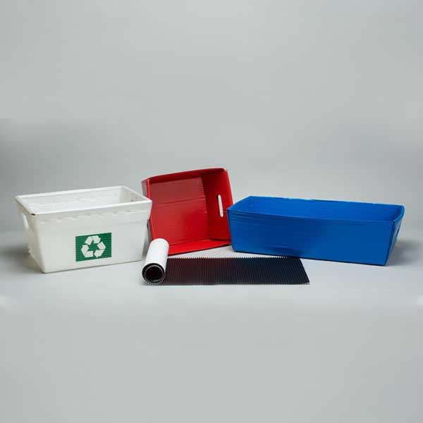Plastic Corrugation
