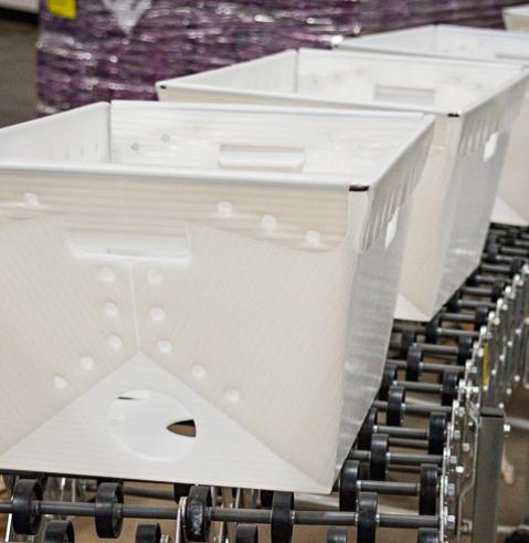 Conveyor and Material Handling