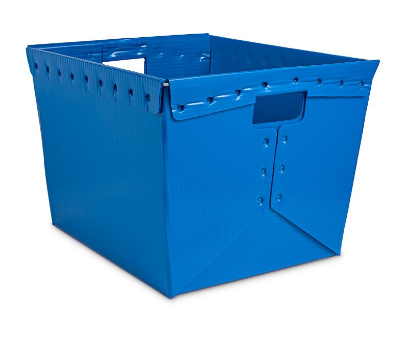 Corrugated Plastic Facts & Advantages