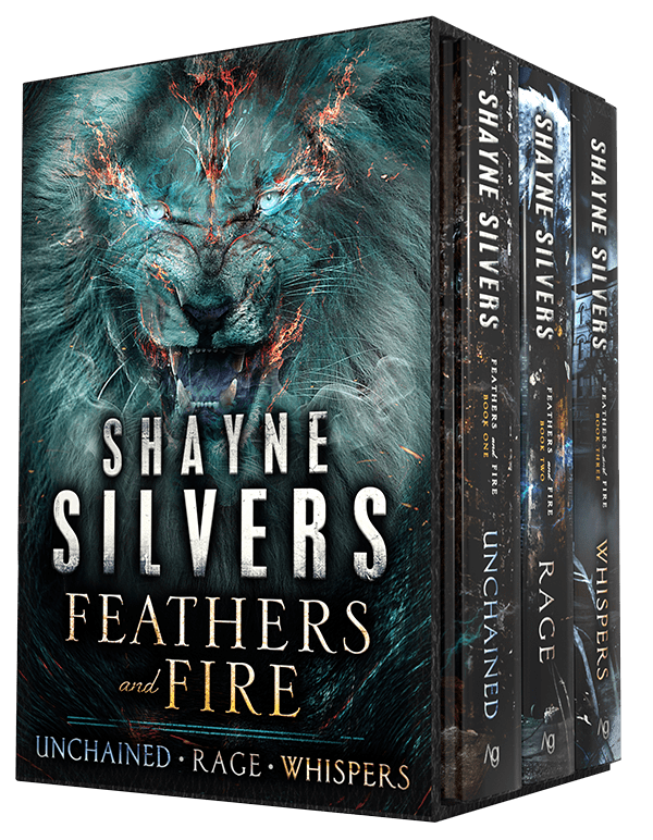 Feathers and Fire Series Box Set 1-3