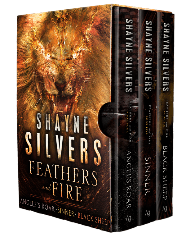Feathers and Fire Series Box Set 4-6