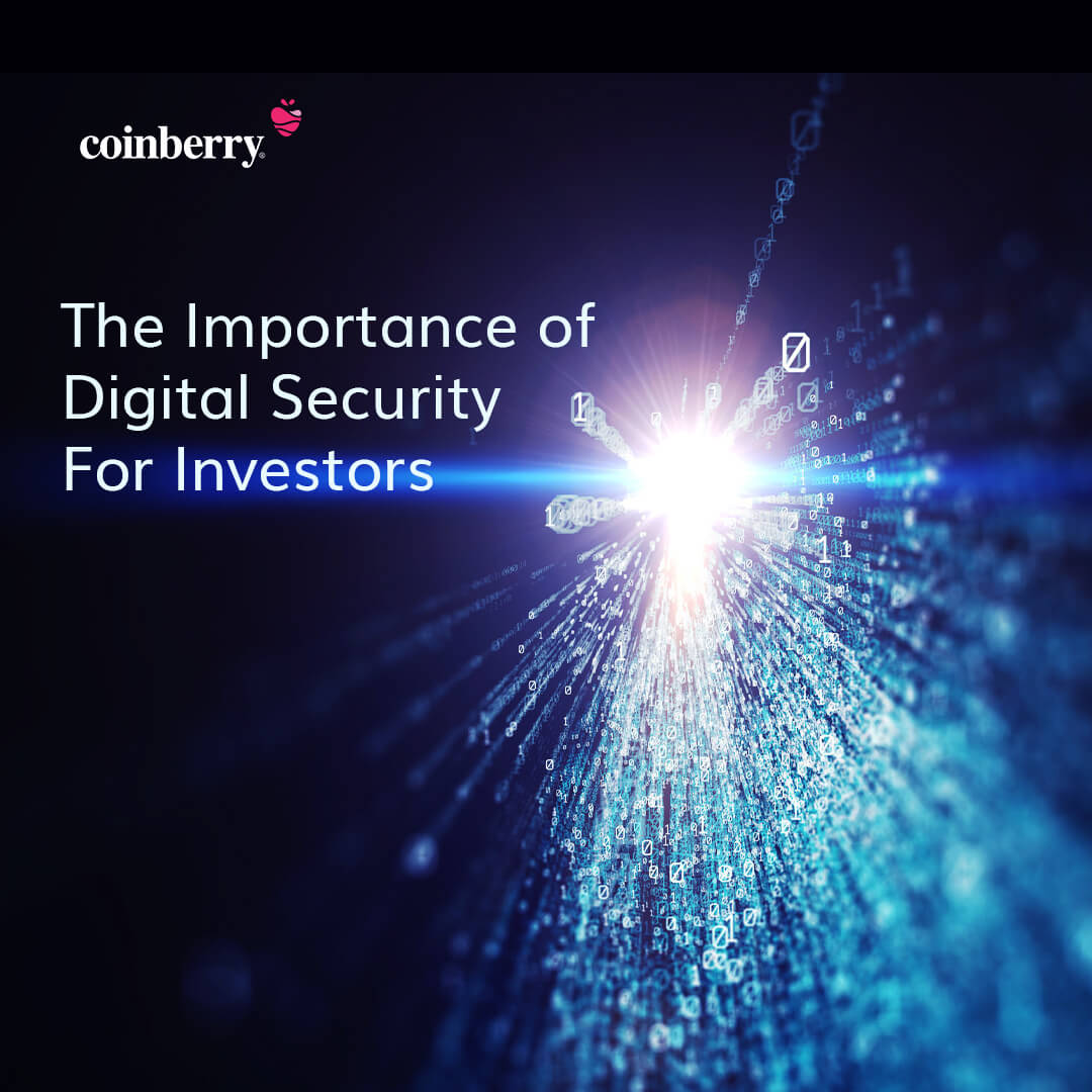 Digital Security for Bitcoin and Cryptocurrency investors