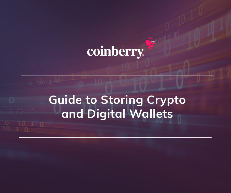 bitcoin and crypto wallets and storage guide