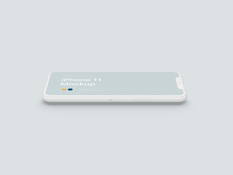 iPhone 11 Pro Mockups