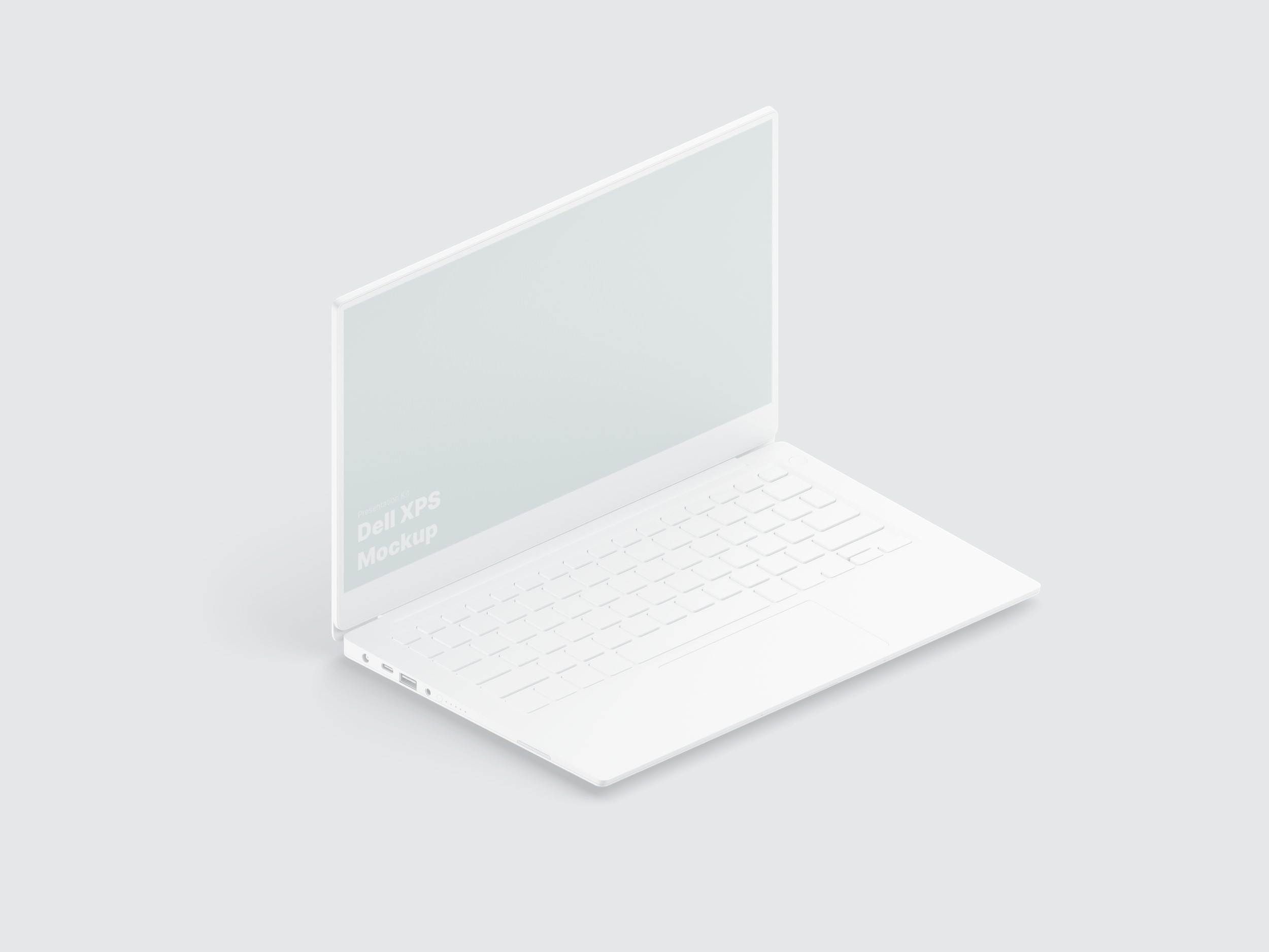 Download Dell XPS Mockup for Sketch, Photoshop and Figma