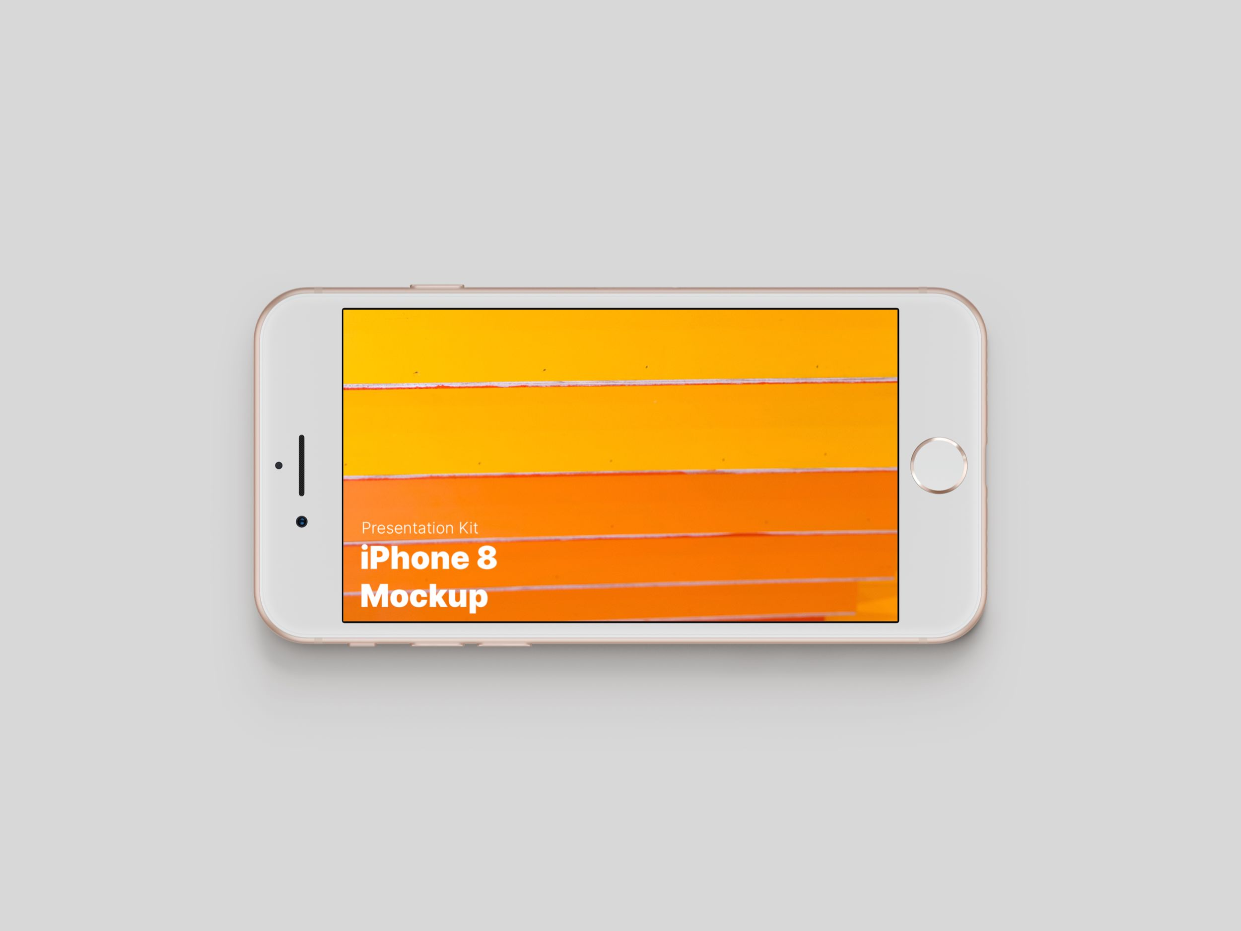 Download Apple iPhone 8 Mockup for Sketch, Photoshop and Figma