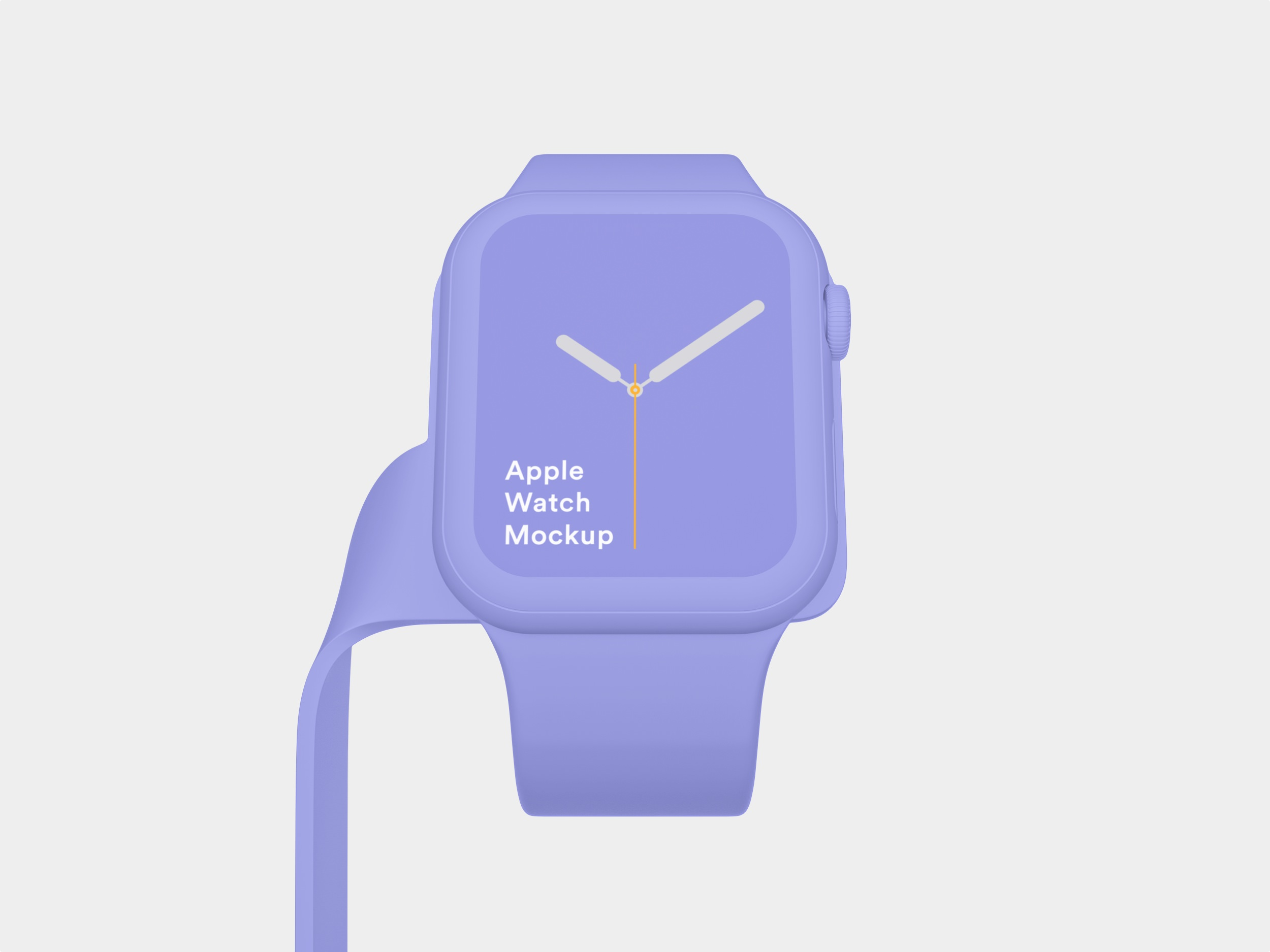 Highest quality, high resolution Apple Watch 4 Mockups for Sketch, Photoshop, Figma.
